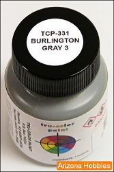 Burlington Route # 3 GRAY 2 oz.