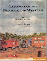 Cabooses of the Norfolk & Western