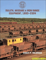 Duluth, Missabe & Iron Range Equipment, 1883-2004