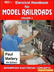 Electrical Handbook for Model Railroads Vol. 2