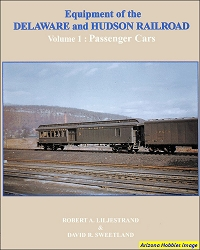 Equipment of the Delaware & Hudson Vol. 1: Passenger Cars
