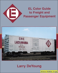 Erie Lackawanna Color Guide to Freight and Passenger Equipment