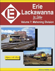 Erie Lackawanna In Color Vol. 7: Mahoning Division