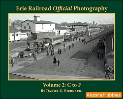 Erie Railroad Official Photography Vol. 2: C to F