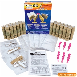B6-4 Model Rocket Engine Bulk Pack - Free USA Shipping!