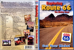 Exploring Route 66: The Mother Road, Get Your Kicks! Vol. 1 DVD