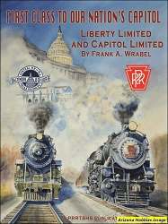 First Class to Our Nation's Capitol: Liberty Limited and Capitol Limited