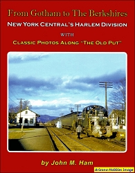 From Gotham to The Berkshires: New York Central's Harlem Division