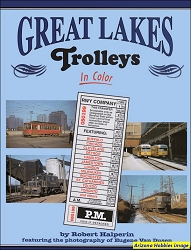 Great Lakes Trolleys In Color