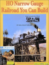 HO Narrow Gauge Railroad You Can Build