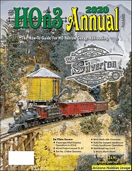 HOn3 Annual 2020: The How-to-Guide for HO Narrow Gauge Railroading
