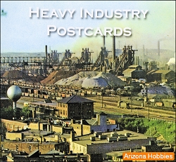Heavy Industry Postcards CD Book