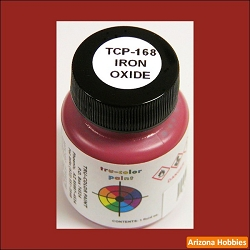 IRON OXIDE 1 oz. Tru-Color Paint (air brush ready)