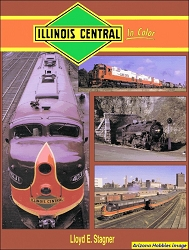 Illinois Central In Color