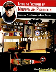 Inside the Victories of Manfred von Richthofen Vol. 2