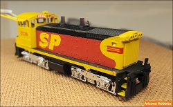 Kevin's N-scale SW1500