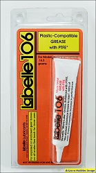 Labelle #106 Plastic Compatible Grease with PTFE 16.5 grams
