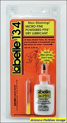 Labelle #134 Micro-fine Powdered PTFE lubricant 0.30 oz.