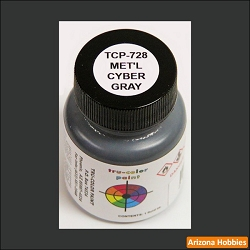 Metallic CYBER GRAY 1 oz.