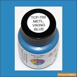 Metallic VIKING BLUE 1 oz.