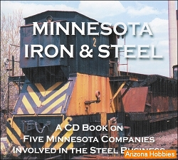 Minnesota Iron and Steel CD Book