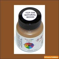 NATURAL WOOD 1 oz.