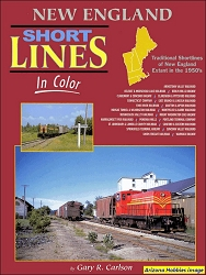 New England Short Lines In Color