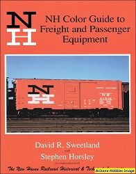 New Haven Color Guide to Freight and Passenger Equipment