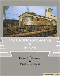 New York Central Electric Locomotives and MU Cars