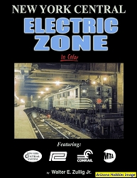 New York Central Electric Zone In Color