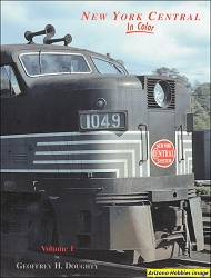 New York Central In Color Volume 1