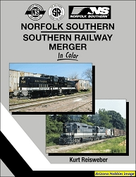 Norfolk Southern-Southern Railway Merger In Color