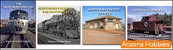 Northern Pacific Package Set DVD and CD