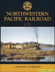 Northwestern Pacific Railroad In Color