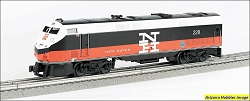 O-27 Scale New Haven GE Genesis #228 Williams