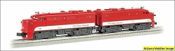 O-27 Scale TEXAS SPECIAL ALCO FA-2 A-A set #210 Williams FREE USA Shipping (see description)