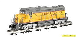 O-27 Scale Union Pacific GP30 #839 Williams FREE USA Shipping (see description)