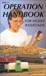 Operation Handbook For Model Railroads