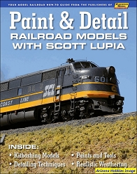 Paint and Detail Railroad Models with Scott Lupia
