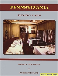 Pennsylvania Railroad Dining Cars