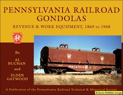Pennsylvania Railroad Gondolas: Revenue and Work Equipment, 1869-1968