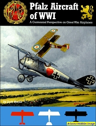 Pfalz Aircraft of WWI