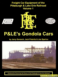 Pittsburgh & Lake Erie's Gondola Cars