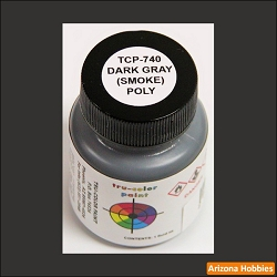 Poly DARK GRAY SMOKE 1 oz.