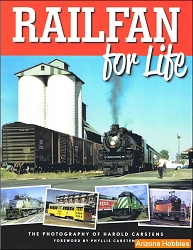 Railfan for Life (softcover)
