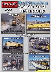 Railfanning Cajon and Tehachapi: 1976-1993 DVD