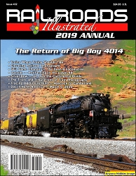 Railroads Illustrated Annual 2019