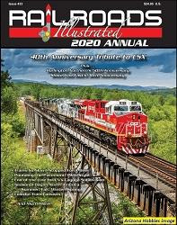 Railroads Illustrated Annual 2020