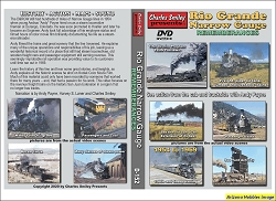 Rio Grande Narrow Gauge Remembrances DVD