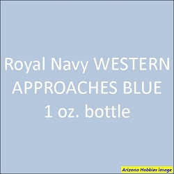 Royal Navy Western Approaches BLUE 1941 1 oz.